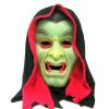 供应乳胶恐怖面具 万圣节面具 面具定制