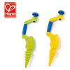 供应德国hape沙滩玩具 沙钻玩具坚硬防晒玩沙挖沙特大号高等材质