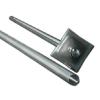 供应管缝式锚杆 缝管锚杆价格 锚杆托盘的厂家