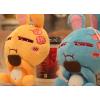 供应西西毛绒玩具批发2013吃货兔公仔抓机娃娃
