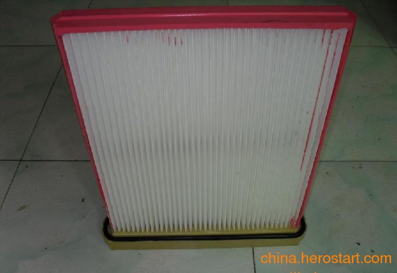 供应方形卡盘式3266除尘滤芯
