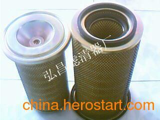 供应3266覆膜聚酯纤维除尘滤芯滤筒