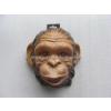 供应PVC吸塑猴子面具