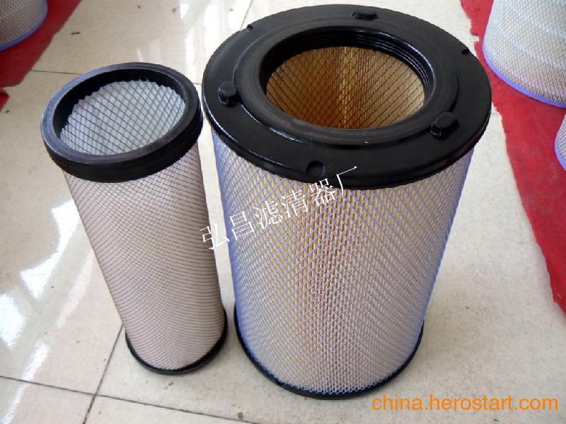 供应国产 进口木浆纸阻燃除尘滤芯