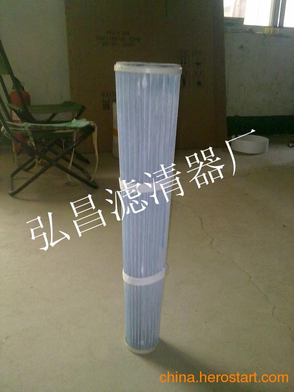 供应螺丝吊装除尘滤芯