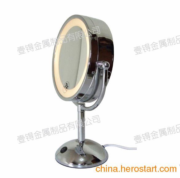 供应化妆灯镜 台式美容灯镜 台式放大镜