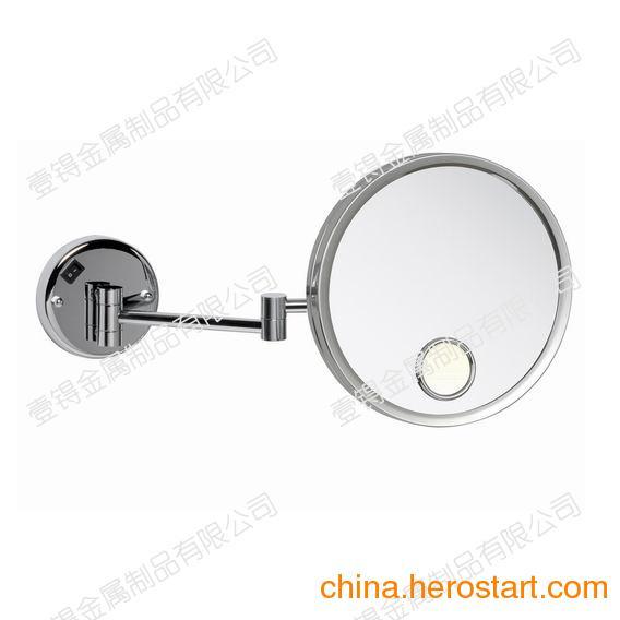 供应挂墙灯镜 单面化妆灯镜 美容灯镜 浴室灯镜