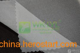 供应裕纺衬布专卖针织粘合衬经编衬4005