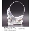 供应广东中山哪里可以定做水晶奖牌水晶工艺品