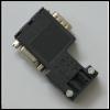 供应西门子RS485总线连/快速连接带PG插座