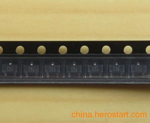 供应霍尔IC元件 磁敏三极管 磁控元件AH3661