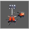 供应6*400W 移动式照明灯塔