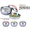 供应咸阳生产加工不锈钢保温饭盒密封罐