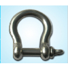 供应304不锈钢D型卸扣,不锈钢U型卸扣,日式不锈钢卸扣