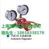 供应上海焊割工具厂工字牌YQE-03乙炔减压器