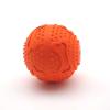 供应橡胶发声骨纹球-11.4CM