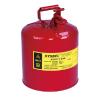 供应I型金属安全罐 40x29 红色 大容量 安全存储更放心 SCAN002R