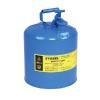 供应一次成型 高品质钢材安全罐 不易渗漏 提手方便倾倒 SCAN002B