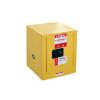 供应易燃液体防火安全柜 4加仑 钢板可调防火安全柜 WA810040