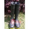 厂家直销黑色男式高统雨靴食品鞋防滑耐磨雨鞋上海雨鞋