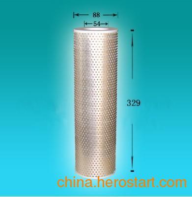 供应五十铃搅拌车液压滤芯P2.0933.01(两头通)