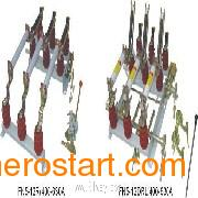 温州【优质】JSXGN-12机械闭锁厂家
