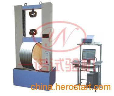 供应HGW微机控制塑料管材环刚度试验机