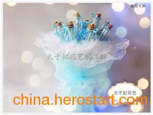 供应表白求婚花束 创意惊喜礼物花束 太子妃花艺