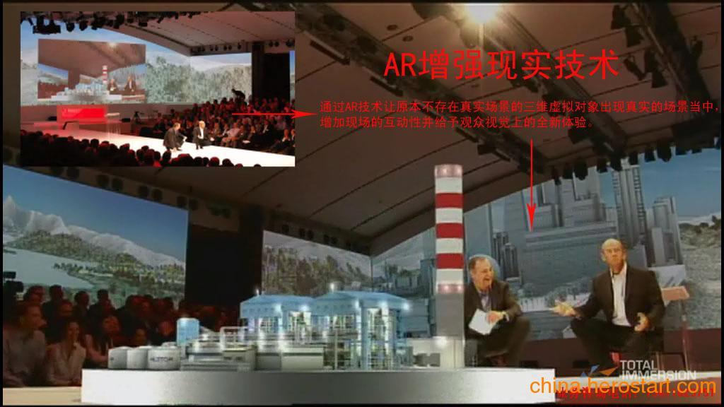 供应AR展示技术,互动AR,AR开发,增强现实开发,