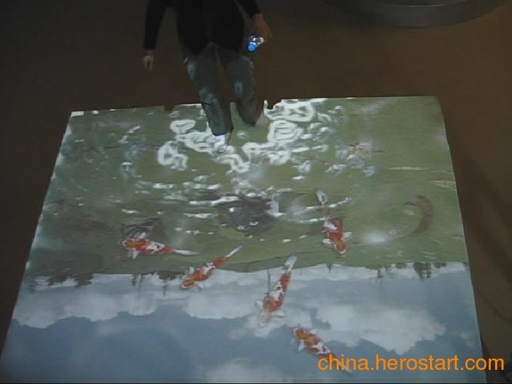 供应桌面互动系统,地面互动,墙面互动系统,投影触摸互动系统