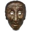 供应万圣节面具吸塑  鬼节面具吸塑 老人面具