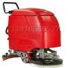 供应正品工业洗地机工厂用电瓶式擦地机手推式洗地刷地机力洁520