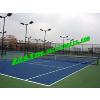 供应硅PU网球场