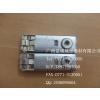 供应展览锁扣 八棱柱扁铝连接件 合诚优质三卡锁低价批发
