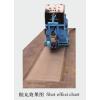 供应便携移动式平面钢板环保节能抛丸喷砂机