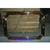 供应不锈钢古铜镜面镜框架