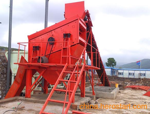 供应河北【洗石机】筛分洗选设备,洗沙生产线设备,海沙淡化设备