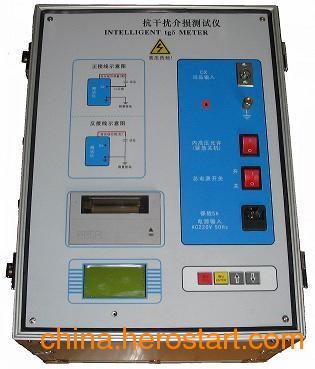 供应抗干扰介质损耗测试仪,扬州抗干扰介质损耗测试仪