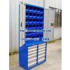 供应置物柜系列:抽屉带门置物柜 铁皮置物柜 搁板式置物柜