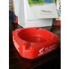 供应西安烟灰缸  西安塑料广告烟灰缸   西安塑料烟灰缸