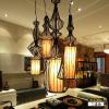 供应卡迪森 大贵族吊灯 餐厅楼梯酒店创意吊灯 铁艺卧室饭店吧台艺术吊灯