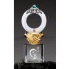 供应金属工艺品厂家,晶博兰金属奖杯制作公司,更好的金属奖杯
