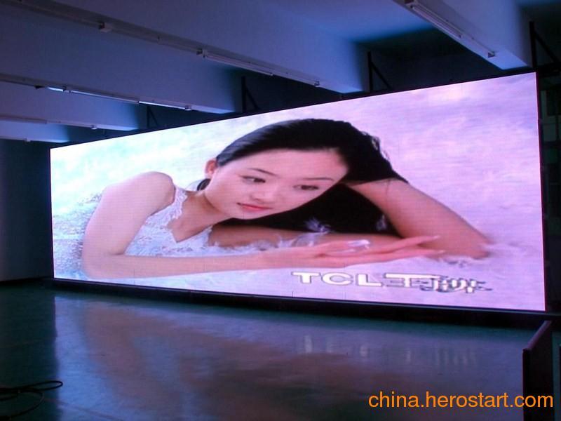 供应室内P10全彩显示屏 南京LED显示屏 南京LED大屏