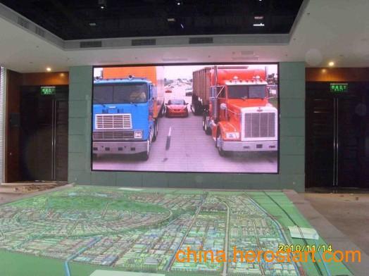供应静态P16全彩显示屏 江苏LED显示屏 南京LED显示屏厂