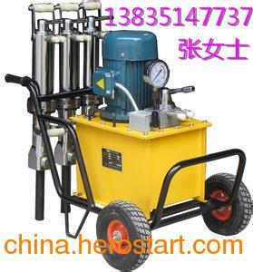 供应劈裂器山西厂家钢筋混凝土劈裂机 质优价廉