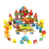 供应备货双十二 小瑞与大魔王 80粒数字乐园积木 品牌玩具 免费加盟