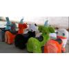 供应最畅销-广场电动毛绒玩具车|动物充气玩具车品牌-易欣