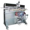 供应大型曲面丝印机,行程1200电动大圆桶丝印机,厂家