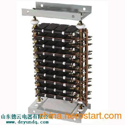 供应JZR2起重电机配套起动调整电阻器