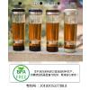 供应乐工坊专利随身中杯随手杯茶水分离杯运动杯带过滤茶隔广告杯